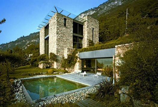 featured posts image for Stunning stone house in the mediterranean countryside
