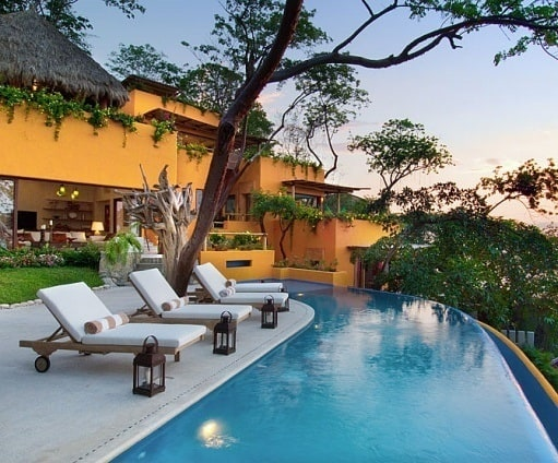 featured posts image for Far from simple sprawling Mexican Villa