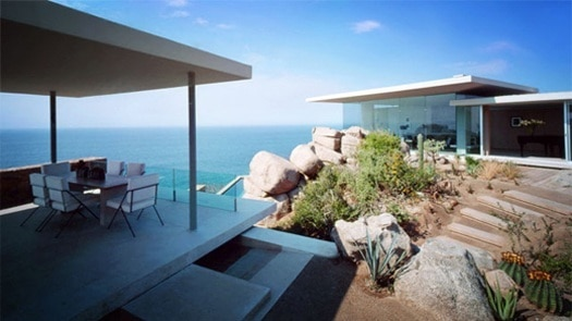 featured posts image for Modern style beach home in Cabos: Casa Finisterra