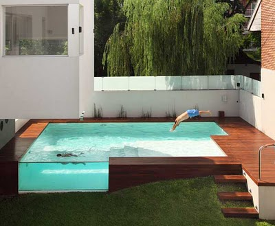 featured posts image for Modern home with an incredible pool: Casa Devoto