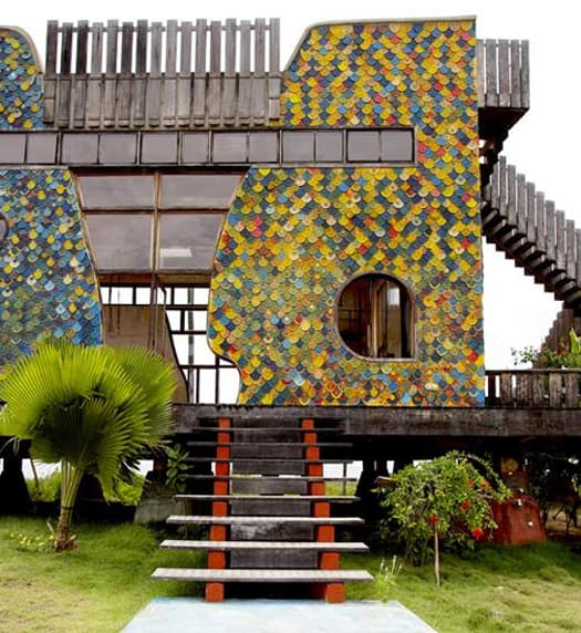 featured posts image for The extreme home design of Casa do Artista