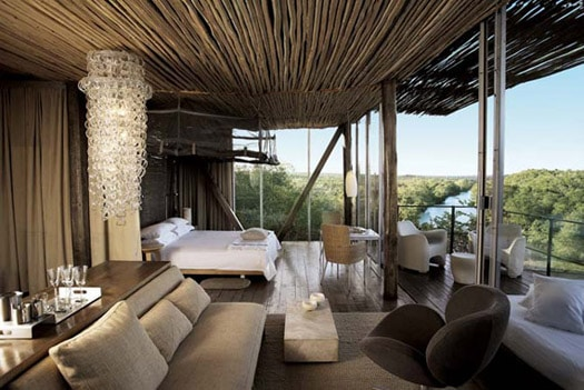 featured posts image for Luxurious Singita African Game Reserve