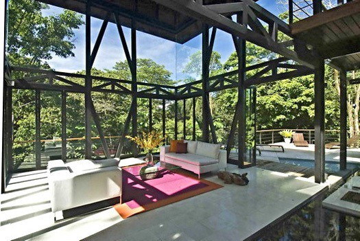 featured posts image for The Costa Rican jungle house