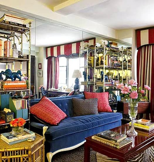 featured posts image for Interior designer's colorful Manhattan Apartment