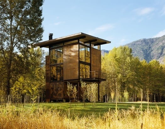 featured posts image for Beautiful retreat in the Mazama countryside