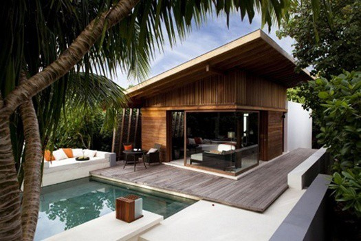 featured posts image for Luxury island living in the Maldives