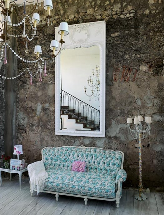 featured posts image for Shabby chic villa design in Uruguay