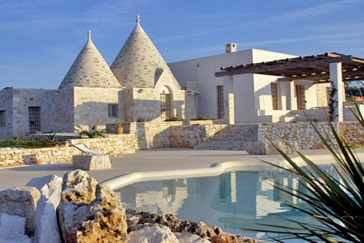 featured posts image for Unique fairytale house in Puglia