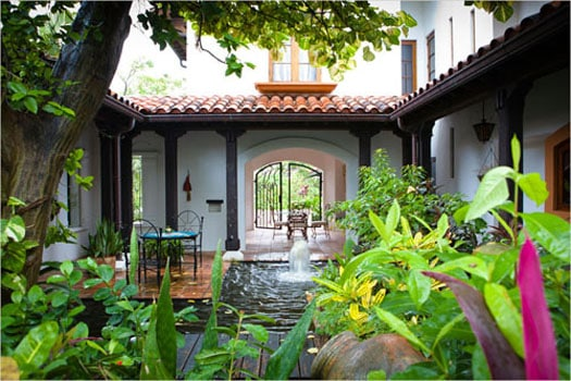 featured posts image for Exotic residence in the Honduras