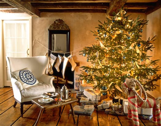 featured posts image for Beautiful Scandinavian Christmas home