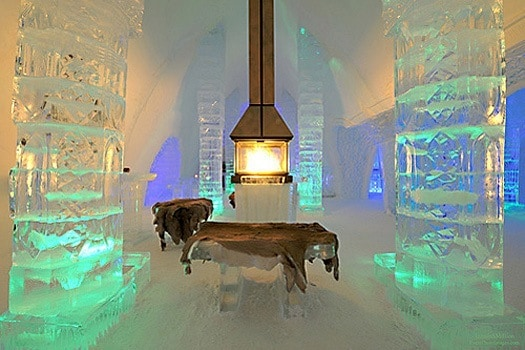 featured posts image for A hotel made out of ice!