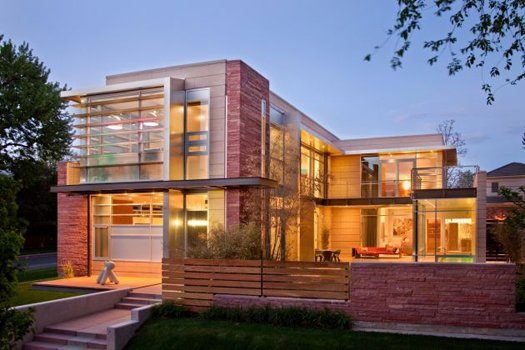 featured posts image for Sensational modern home at Cherry Creek