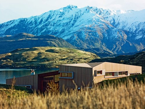 featured posts image for Captivating retreat on the shores of Lake Wanaka