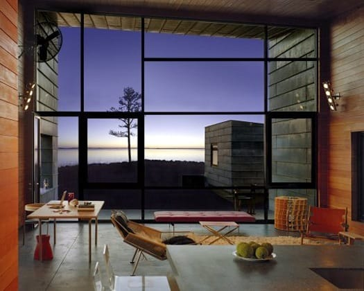 featured posts image for Modern living on Hoopers Island