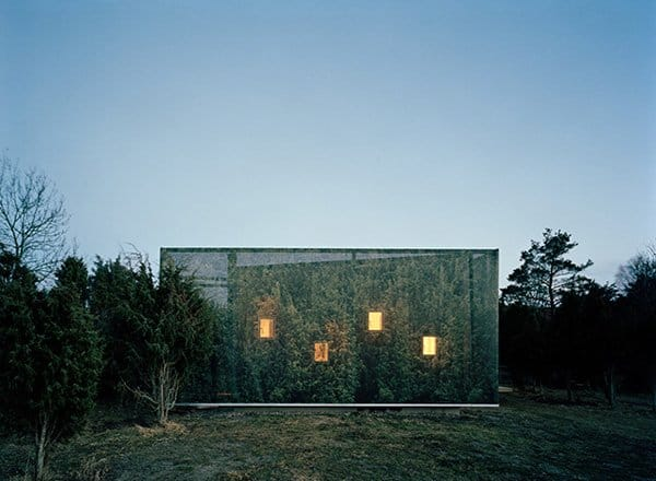 featured posts image for Swedish home mirrors its surroundings: Juniper House