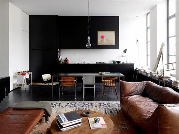 featured posts image for Inspiring apartment interiors in an ancient city
