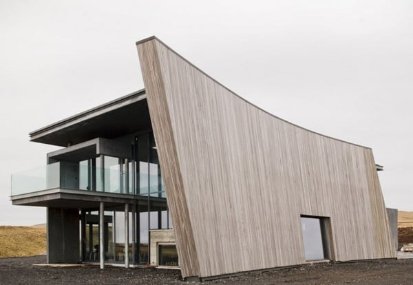 featured posts image for Modern hideaway on the Icelandic countryside