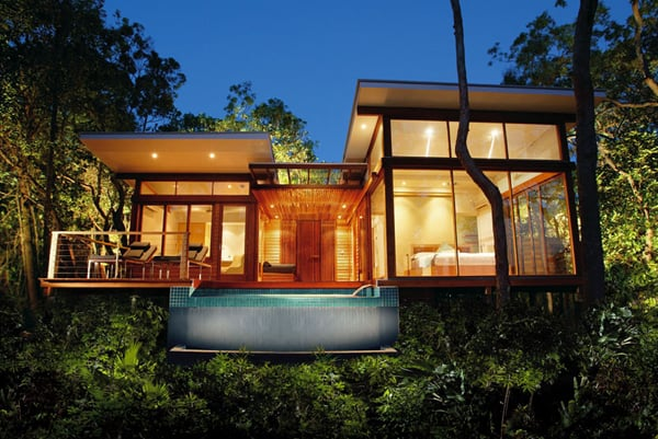 featured posts image for Tropical rainforest retreat on Bedarra Island
