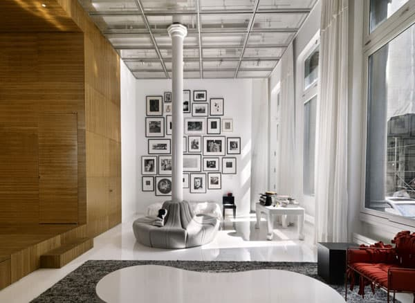 featured posts image for Sexy urban loft with a seductive catwalk