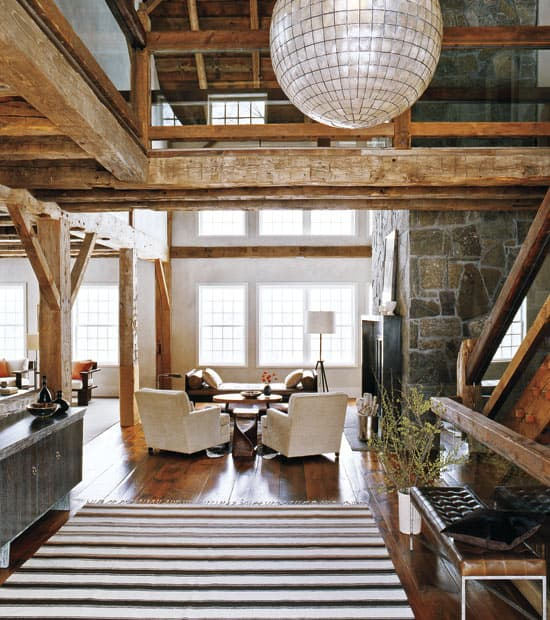 featured posts image for Modern rustic barn