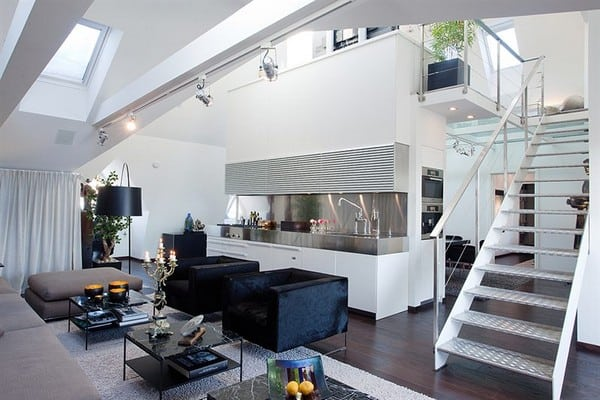 featured posts image for An impressive contemporary home in Stockholm