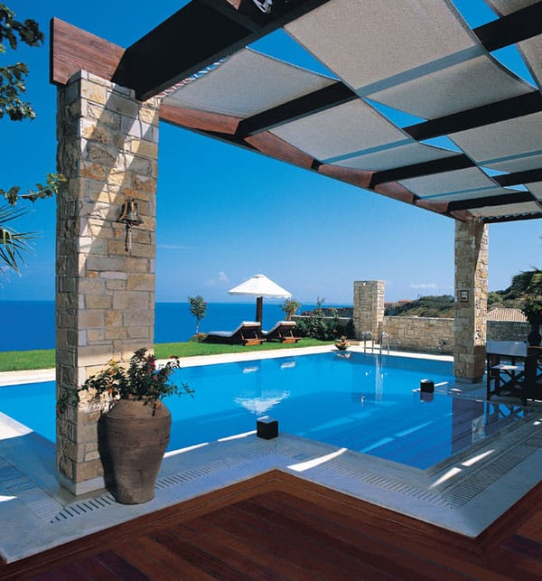 featured posts image for Getaway to this mystical villa in the Greek Isles