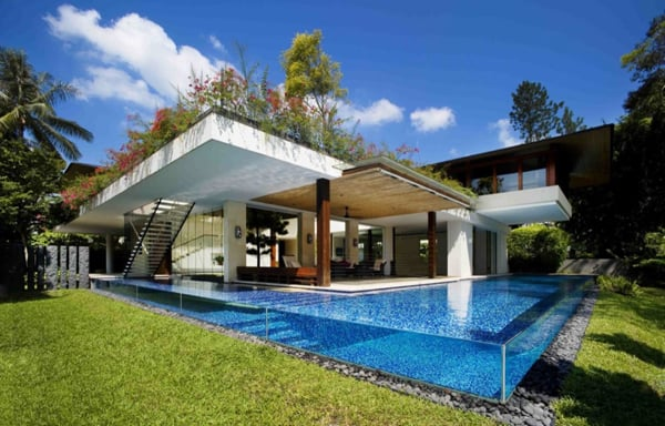 featured posts image for Exotic sanctuary amongst a tropical jungle