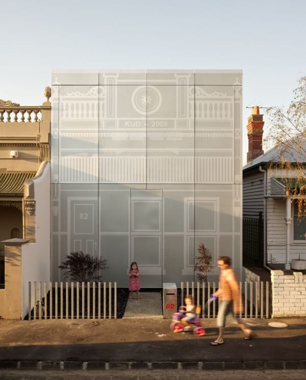 featured posts image for Amazing Perforated House in Australia