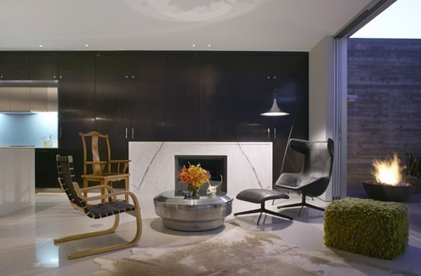 featured posts image for Sleek and creative mixed use townhouse