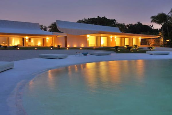 featured posts image for Exotic beach house in the Dominican Republic