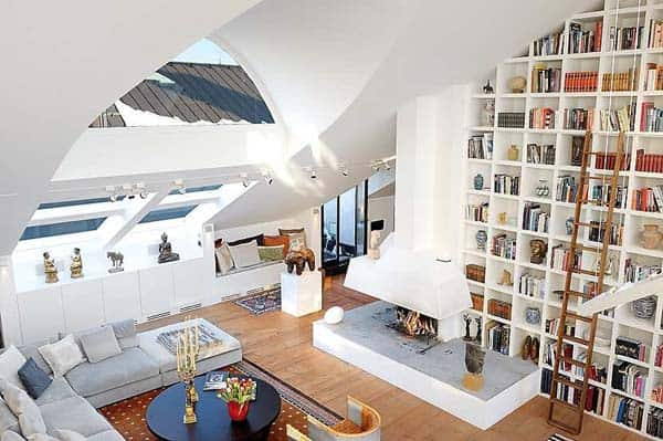 featured posts image for Beautiful contemporary loft in Stockholm
