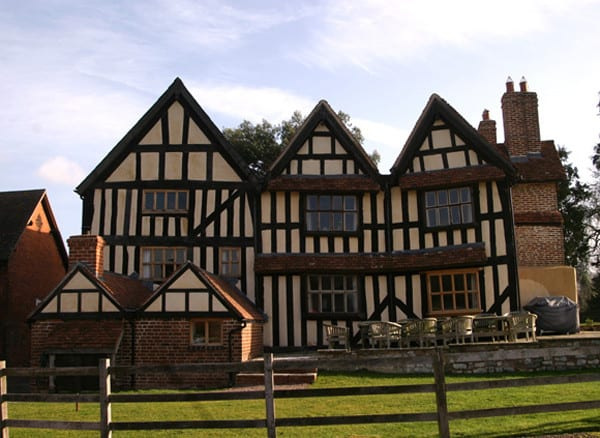 featured posts image for Historic 16th century restoration in Herefordshire