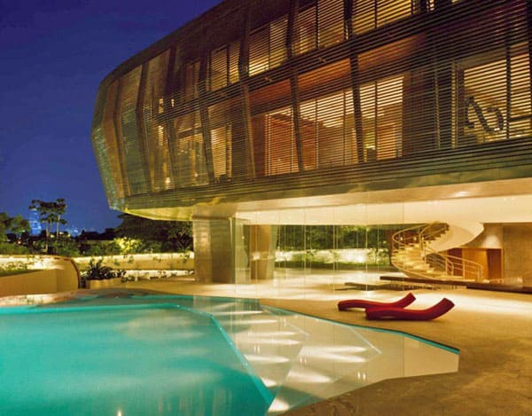 featured posts image for Magnificent residence in Kuala Lumpur