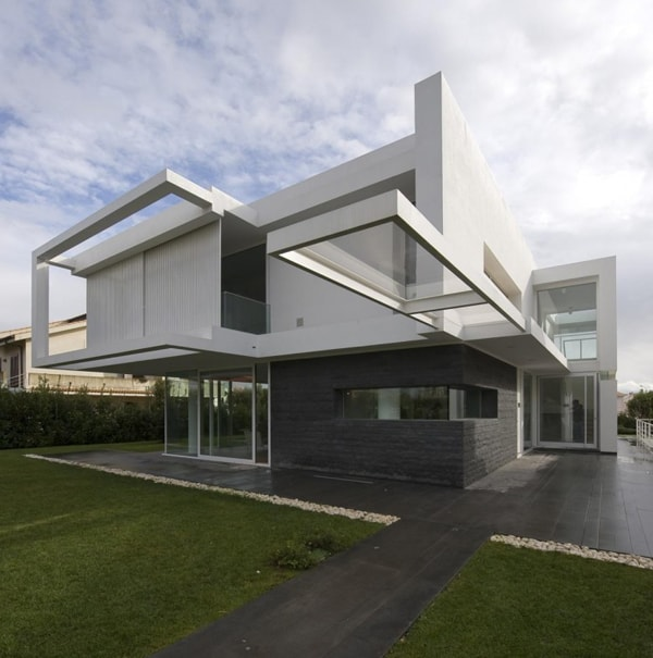 featured posts image for Modern house in Italy: Villa PM