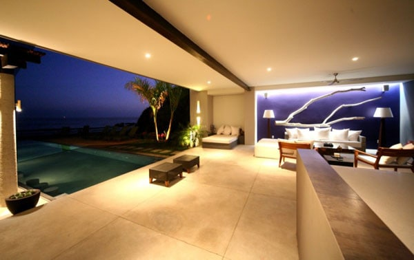 featured posts image for An incredible sultry beach house sanctuary