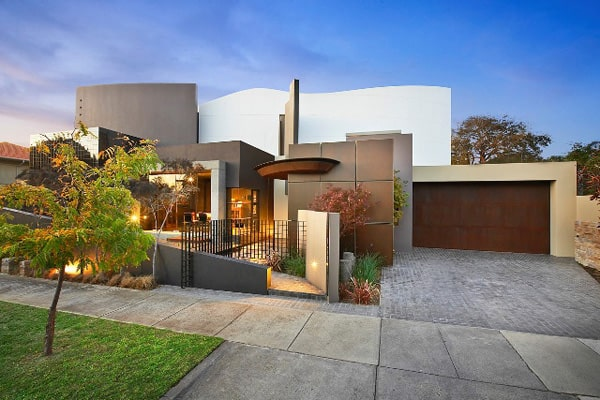 featured posts image for Modern luxury home in Australia: Blairgowrie Court