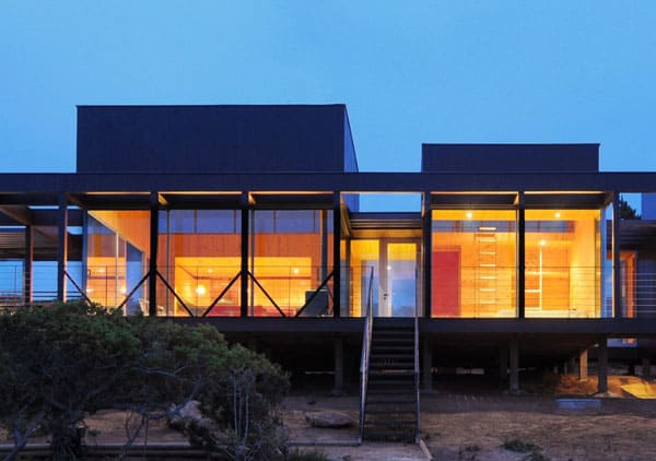 featured posts image for Beautiful modern beach house in Chile