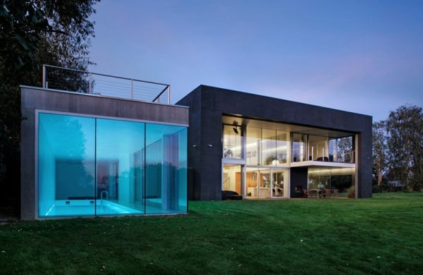 featured posts image for An architectural safe haven in Poland