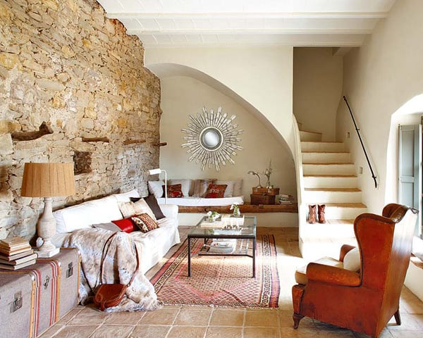 featured posts image for Charming Spanish villa breathes new life