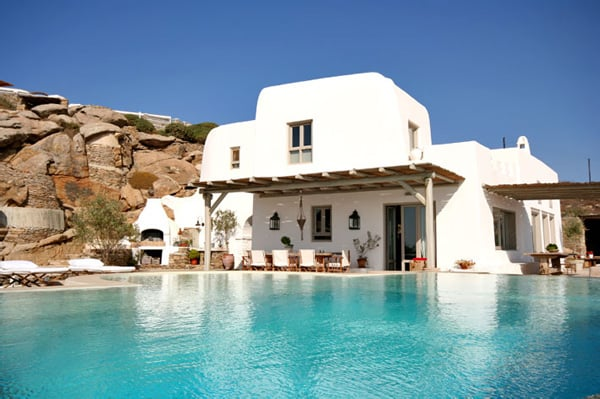 featured posts image for Gorgeous villa in Mykonos