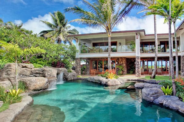 featured posts image for Luxury property on beautiful Kailua Beach