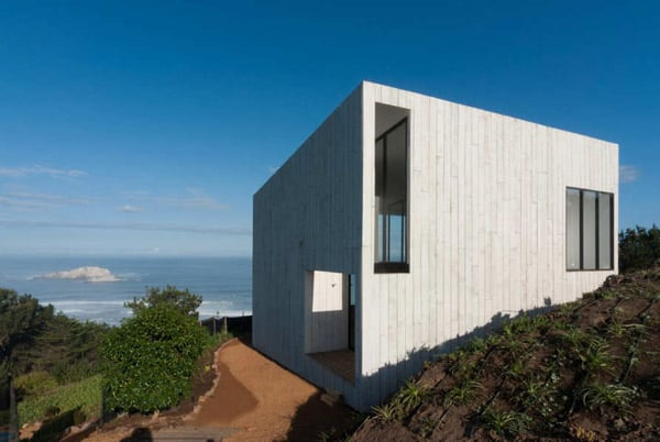 featured posts image for Magnificent beach house in Chile