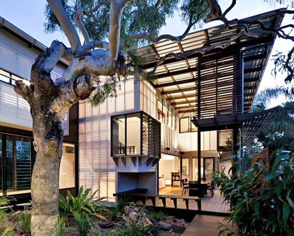 featured posts image for Tropical coastal dwelling in Australia