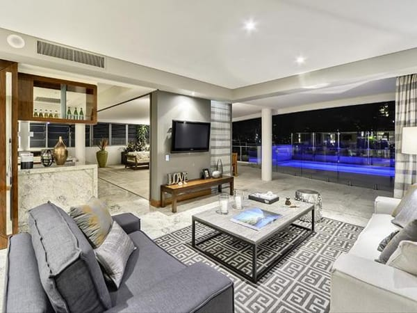 featured posts image for Impressive apartment interiors in Brisbane