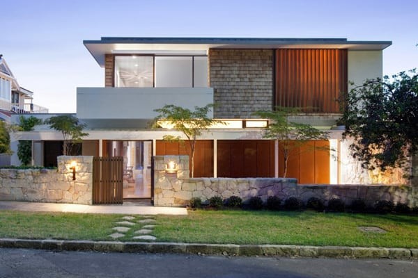 featured posts image for Impressive river house in Sydney
