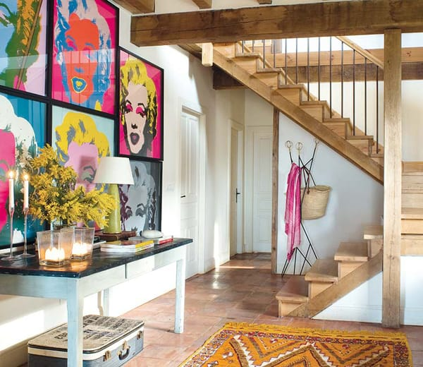 featured posts image for Modern rustic Spanish home