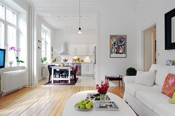 featured posts image for Spacious and stylish apartment in Linnéstaden