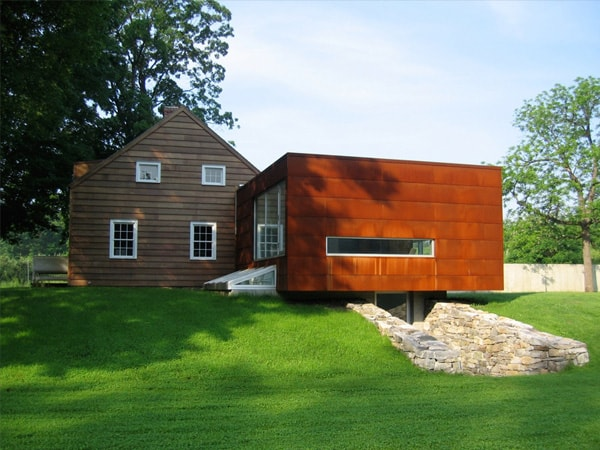 featured posts image for Renovated eighteenth century house