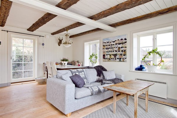 featured posts image for Charming Swedish interiors