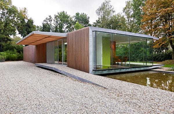 featured posts image for Villa Berkel in the Netherlands